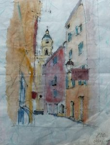 La Côte d'Azur et Grimaldi